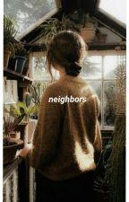 neighbors { natewantstobattle / / unfinished } by -taehyungssi