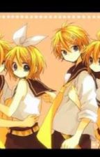 Kagamine Love Story [Kagamine One-shots] by MegumiKuween