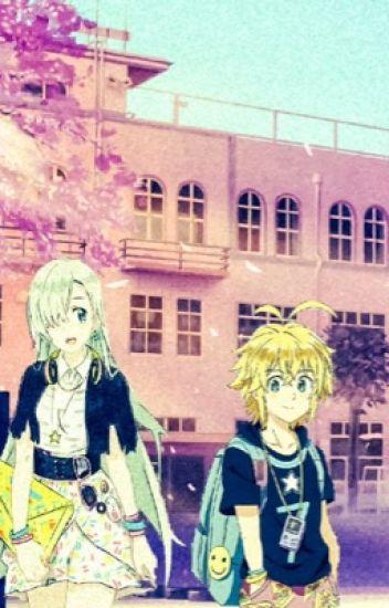High school Life (Nanatsu No Taizai)
