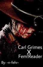 Carl Grimes x reader by -Swimmer-