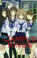 Four Girl And The Campus Kings by Sweet_Pika