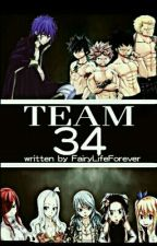 Team 34 by FairyLifeForever
