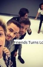 Friends Turned Lovers (One direction tagalog fanfic) by AnneTesoro4