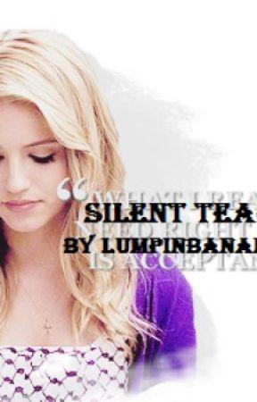 silent tears by lumpinbanana