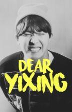 dear yixing ↻ z.y.x by sadhopes