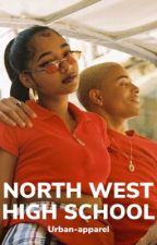 NORTH WEST HIGH SCHOOL by urban-apparel