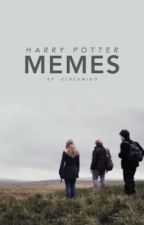 Harry Potter Memes [COMPLETED] by disorientedskies