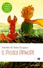 Il Piccolo Principe (Antoine De Saint- Exupéry) by thediaryofadreamer_