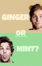 GINGER OR MINT? {#Wattys2016}  by MyNineReasons