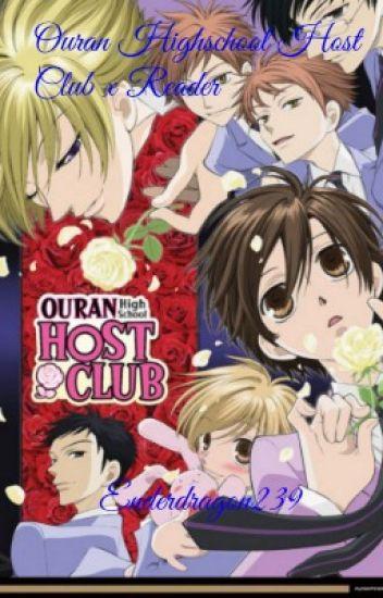 Ouran High School Host club x Reader