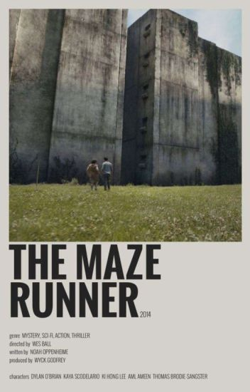 The Maze Runner Imaginas