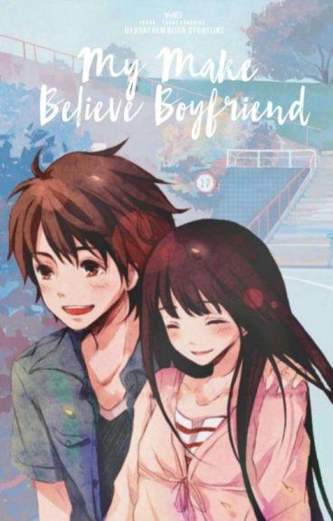 My Make-Believe Boyfriend              College Hottie Series : Bobby and Ashley