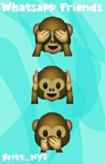 Whatsapp Friends {Herschrijvend}
