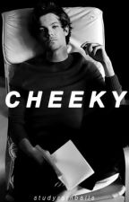 cheeky // larry stylinson by studyrainballs