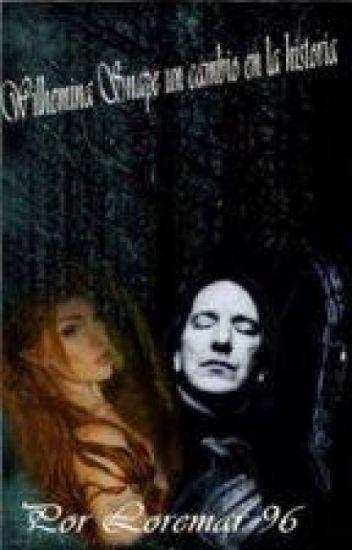 Wilhemina Snape un cambio en la historia