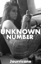 Unknown Number (Camren) by jaurricane