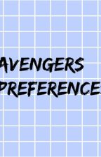 Avengers Preferences by michaelsleftshoe