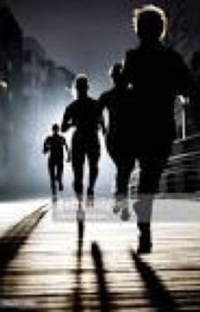 Runaway Heroes *Rewritten by runningforfreedom
