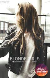 Blonde Girls by Ghost_Bird