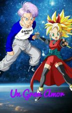 Un Gran Amor Trunks Y Tu by laura_Brietf