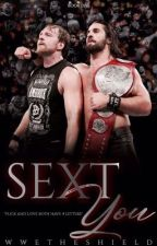 Sext You (Ambrollins) by wwetheshield