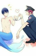 Ripples in still water { Rinharu }~{ Free! } by HaruLovesMackerel