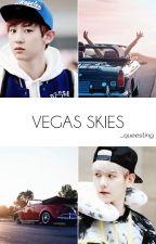Vegas Skies | ChanBaek by _queesting