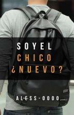 Soy El Chico Nuevo?!!  by Aless-0000