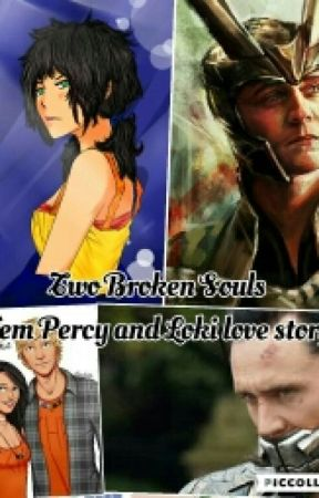 Two Broken Souls by 11lokilove