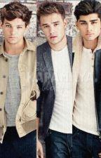 one shots (Stell dir vor...) - One Direction by Trulla_97