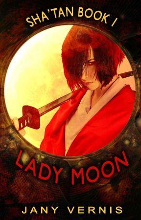 Lady Moon, Sha'tan #1 by JVernis