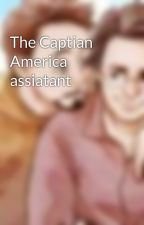 The Captian America assiatant by elianna1