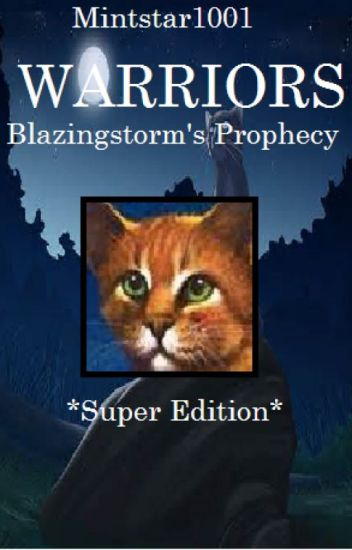 Poetry Book Cover Generator : Warrior cat book cover creator random melody wattpad