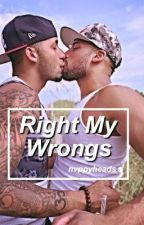 Right My Wrongs. by mocha-locha