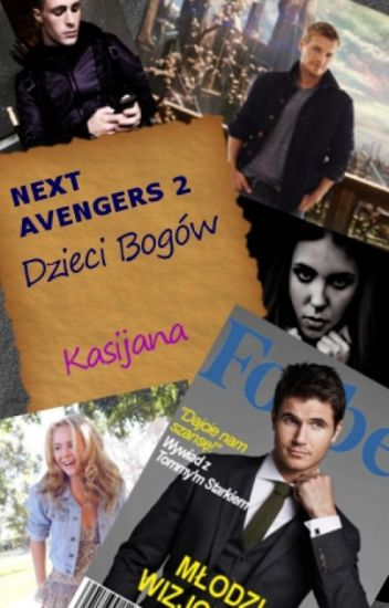 Next-Avengers 2: Dzieci Bogów