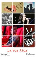 La Voz Kids (Maluma) (pausada) by XxViiCxX