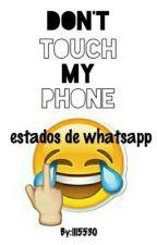 Estados De Whatsapp by lll5530