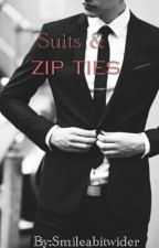 Suits And Zip Ties by Smileabitwider