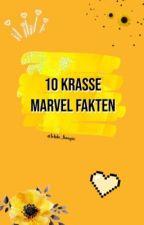 10 Krasse Marvel Fakten by Schoko_Avenger