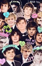 Evan peters imagines and prefrences by Evans_Queenxx