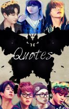 BTS - Frases/Quotes by CyrineDrix