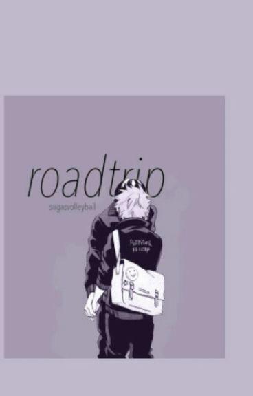 Road Trip! [Kagehina]