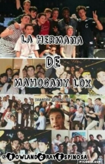 La Hermana De Mahogany Lox (Magcon Tour Y Tu)