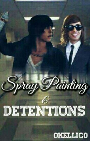 Spray Painting & Detentions || Kellic ✔️