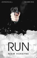 Run → Niam Horayne AU by -ohnoNiall