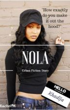 Straight Outta NOLA~ Urban Love Story  by BreezyAlsinaBae101