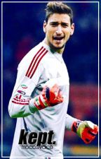 Kept || Gianluigi Donnarumma by mocosvoice