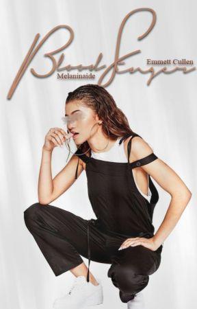Blood Singer • Emmett Cullen•  Book 1 of the Twi-Heart Series  by Melaninaide