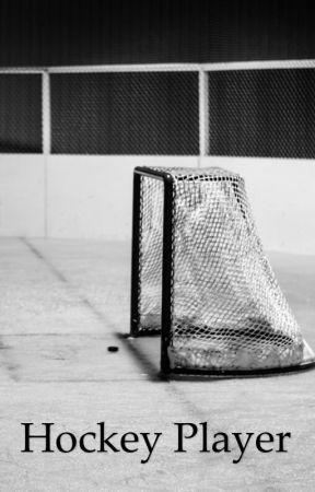 Hockey Player by Ahg1122