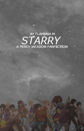 Starry - A Percy Jackson Fanfiction - CHAPTER NINE: POSEIDON